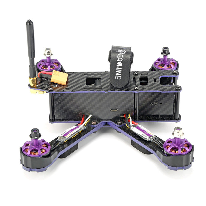 X220 Carbon Fiber Framed FPV Racing Mini Drone