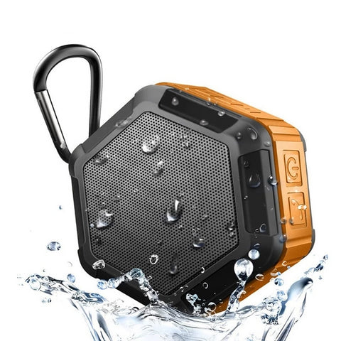 Outdoor Sport Wireless Bluetooth Waterproof Portable Subwoofer Full Range USB Mini Speaker