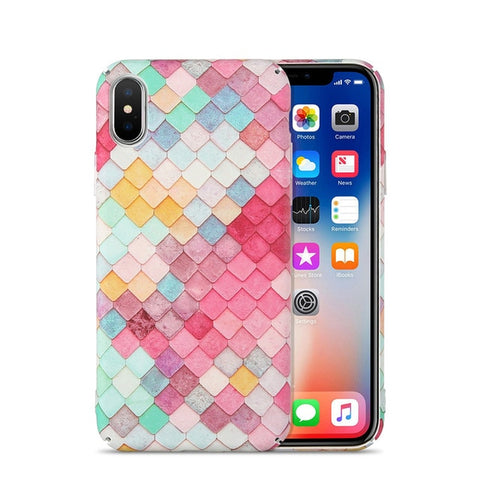 Image of 3D Mermaid Scale Case for iPhones