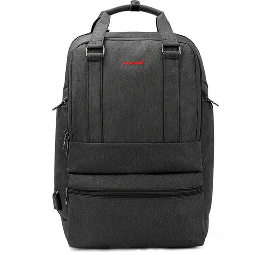 15.6 Inch Laptop Backpack with USB Charge Computer Bag for Men and Women