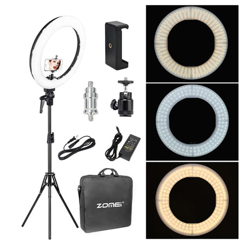 18 Inch Ring Light Kit