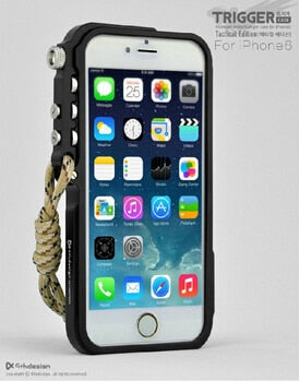 Image of Trigger Metal Bumper Case for iPhones