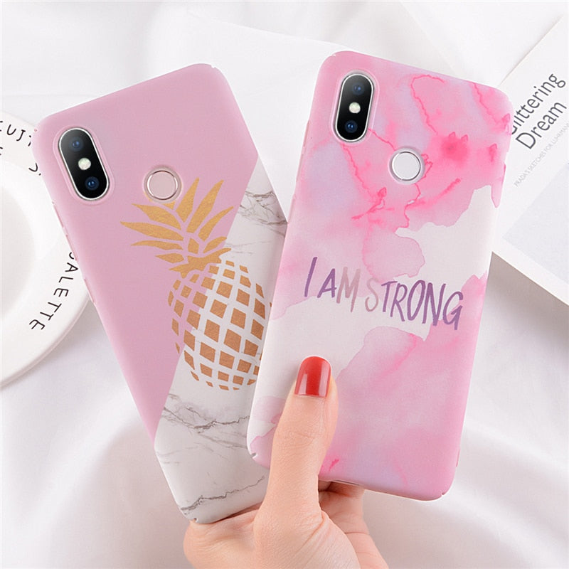Pineapple Phone Case For Xiaomi Redmi