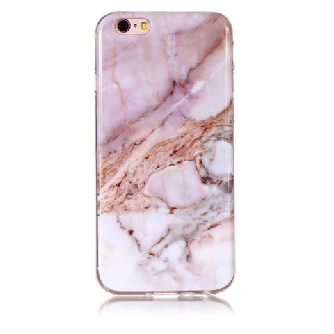 Image of Luxury Geometric Triangle Marble Case for Samsung