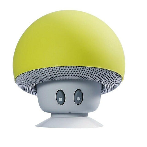 Mini Mushroom Shaped Bluetooth Speaker With Super Bass