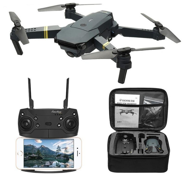 Best Drone X Pro With 720P HD Camera