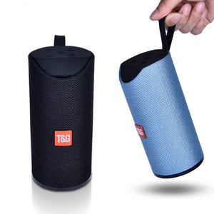 Portable Outdoor Wireless Bluetooth TF-Card Speaker