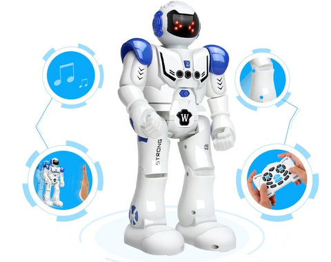 Image of RC Robot Dancing Gesture Action Control