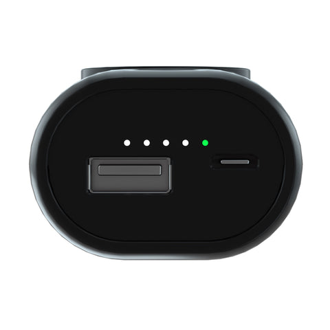 Image of Qi Wireless Portable fast Charger 5200 mah 3 in 1 For Apple Watch, AirPods and iPhone
