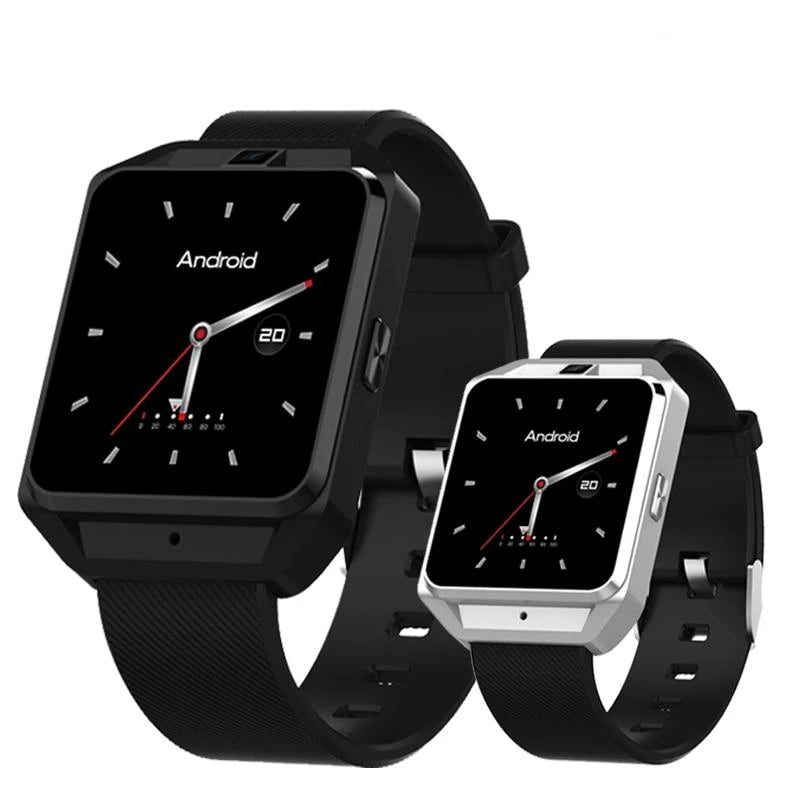 4G LTE WIFI Quad core Android GPS Bluetooth Smartwatch