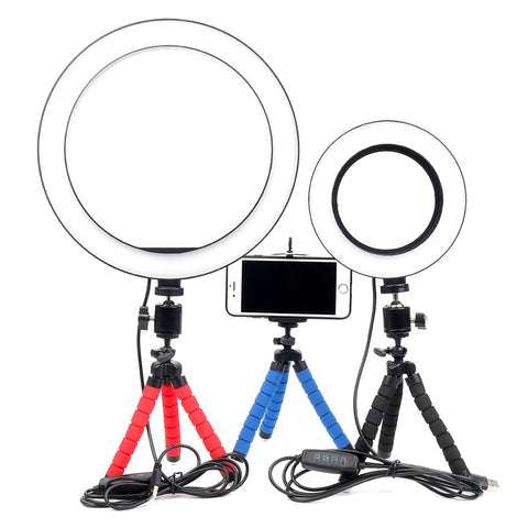 Image of 16/26CM Mini Led Ring Light