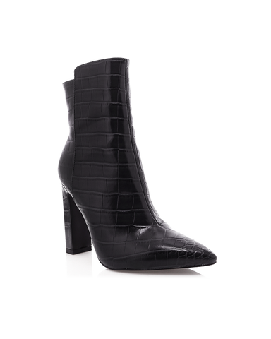 APOLLO - BLACK CROC-Boots-Billini-Billini