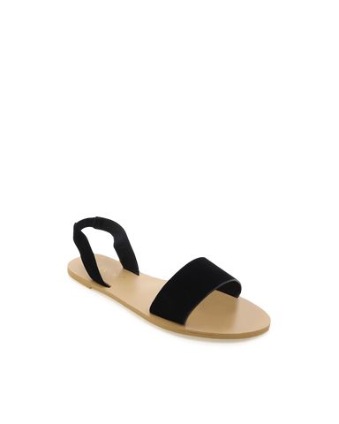 BILLINI | ARAYA - BLACK NUBUCK | 49.95 |Sandals