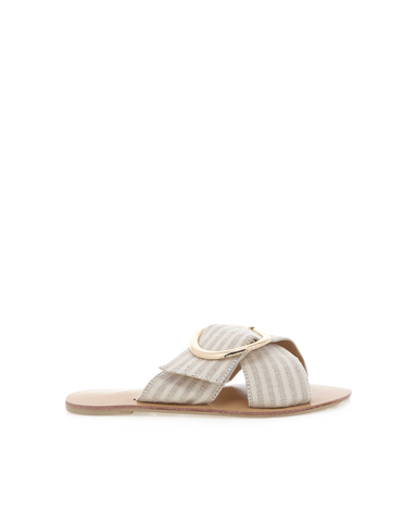 BILLINI | ARUBA - BEIGE/CREAM STRIPE | 69.95 |Sandals