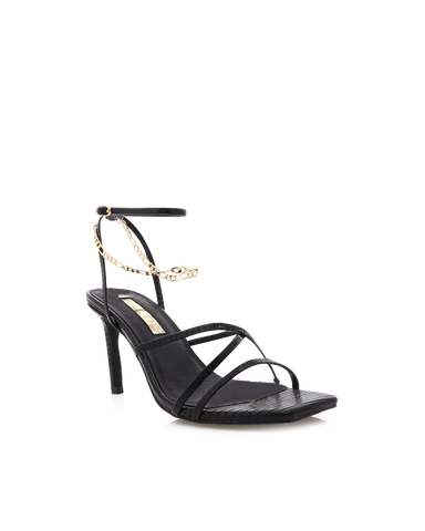 BLAKELY - BLACK LIZARD-Heels-Billini-Billini