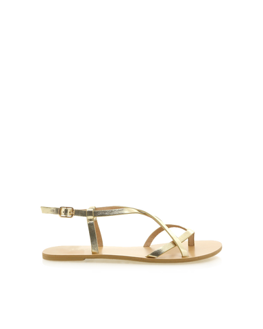 BILLINI | CADENZA - LIGHT GOLD METALLIC | 69.95 |Sandals