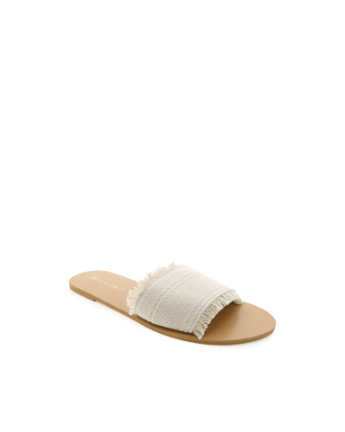 BILLINI | CALGARI - CREAM WOVEN | 59.95 |Sandals