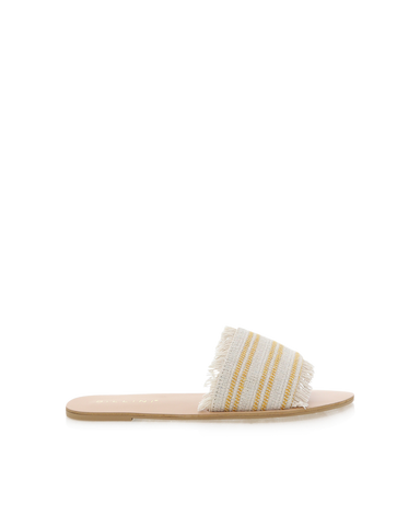 BILLINI | CALGARI - MUSTARD STRIPE | 59.95 |Sandals