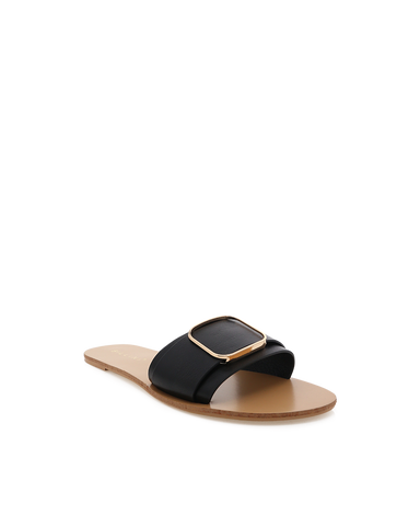 CALILE - BLACK-Sandals-Billini-Billini