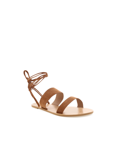 BILLINI | CASTELO - TAN SUEDE | 35.00 |Sandals