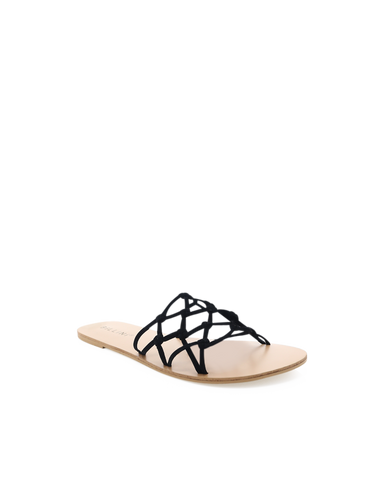 BILLINI | CAYENNE - BLACK NUBUCK | 59.95 |Sandals