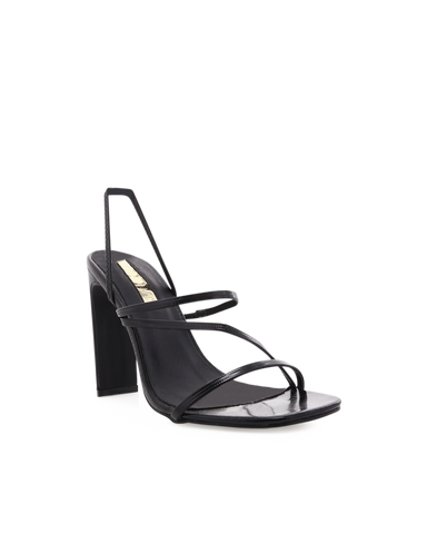 BILLINI | DIAZ - BLACK SCALE | 99.95 |Heels