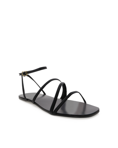 GEORGIA - BLACK-Sandals-Billini-Billini