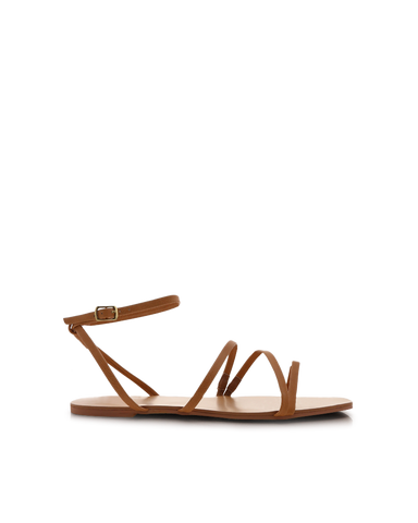 GEORGIA - CAMEL-Sandals-Billini-Billini