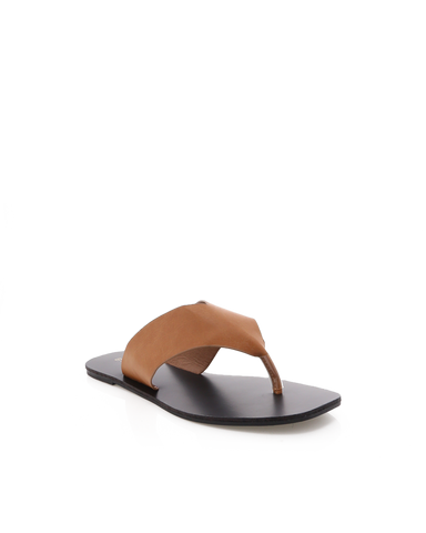 GRAY - SUGAR BROWN-Sandals-Billini-Billini