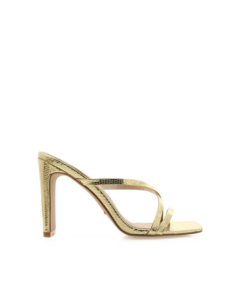 GUINEVERE - GOLD SCALE METALLIC