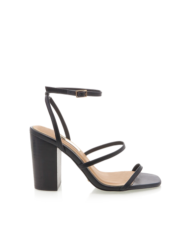 BILLINI | HERON - BLACK | 45.00 |Heels