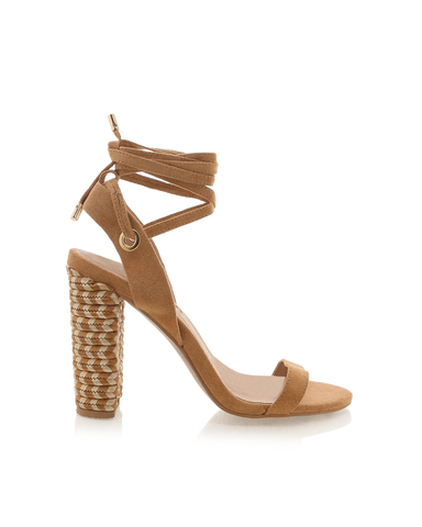 BILLINI | JENNER - LIGHT TAN SUEDE | 99.95 |Heels