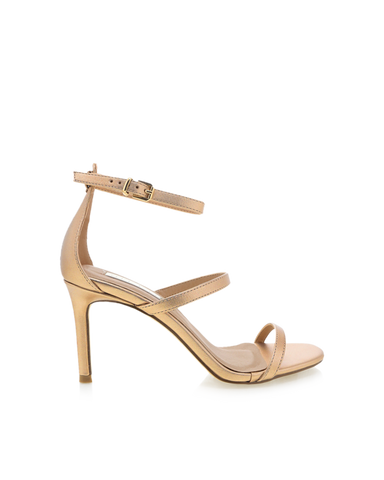 BILLINI | JOIE - ROSE GOLD METALLIC | 45.00 |Heels