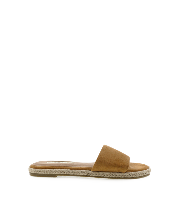 KARIS - LIGHT TAN SUEDE
