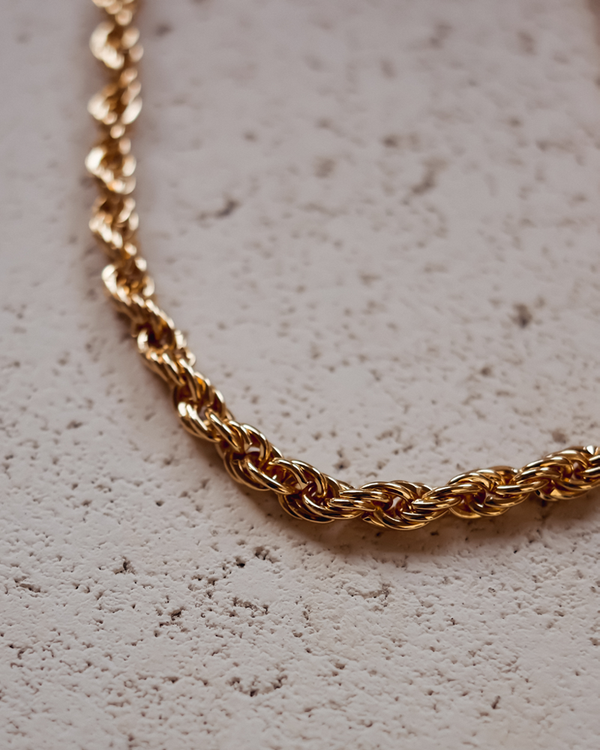 KENDRA NECKLACE - GOLD