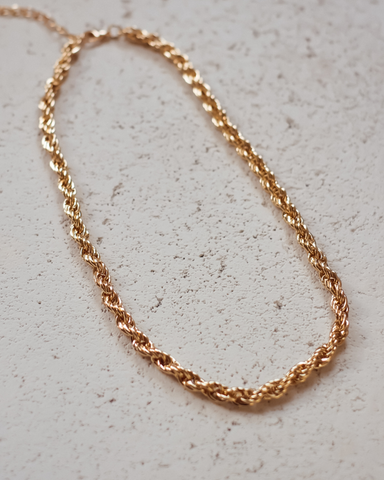 KENDRA NECKLACE - GOLD-NECKLACES-Billini-O/S-Billini