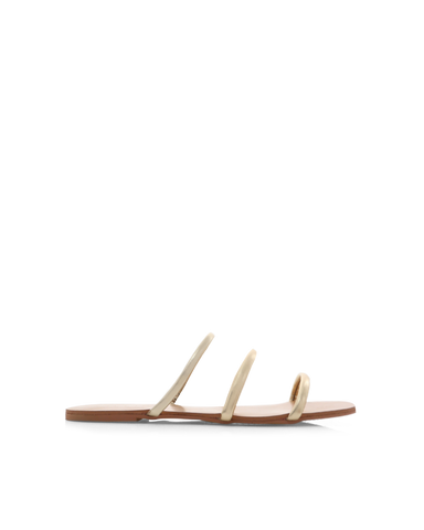 LARSON - GOLD METALLIC-Sandals-Billini-Billini