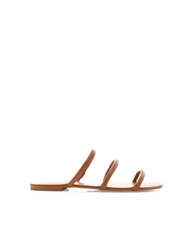 LARSON - SUGAR BROWN-Sandals-Billini-Billini
