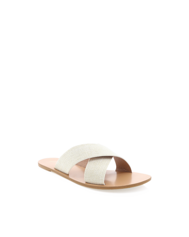 BILLINI | MAJORCA - OFF WHITE LINEN | 49.95 |Sandals