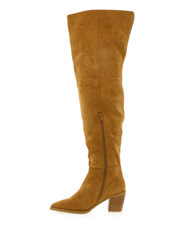 NERIZE - LIGHT TAN SUEDE