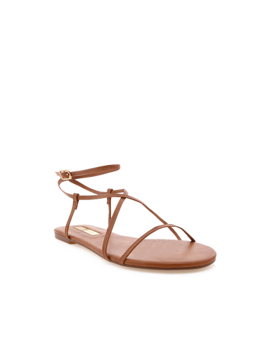 PACIFIC - SUGAR BROWN-Sandals-Billini-Billini
