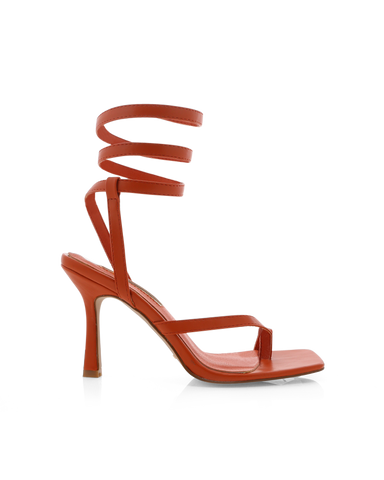 SERPENT - BURNT ORANGE-Heels-Billini-Billini