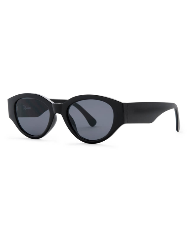 STRICT MACHINE SUNGLASSES - JETT BLACK