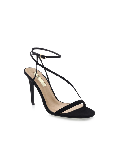 BILLINI | TAWNIE - BLACK SUEDE | 89.95 |Heels