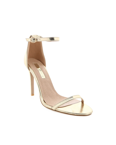 BILLINI | TIMELESS - LIGHT GOLD METALLIC | 89.95 |Heels