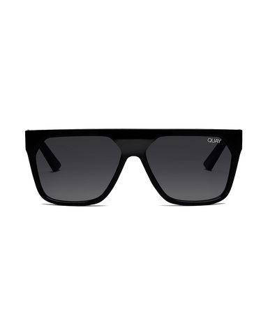 BILLINI | VERY BUSY SUNGLASSES - BLACK/SMOKE FADE LENS |  |SUNGLASSES