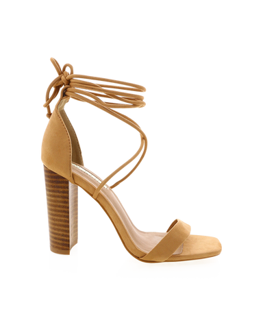 VIENA - LIGHT TAN SUEDE