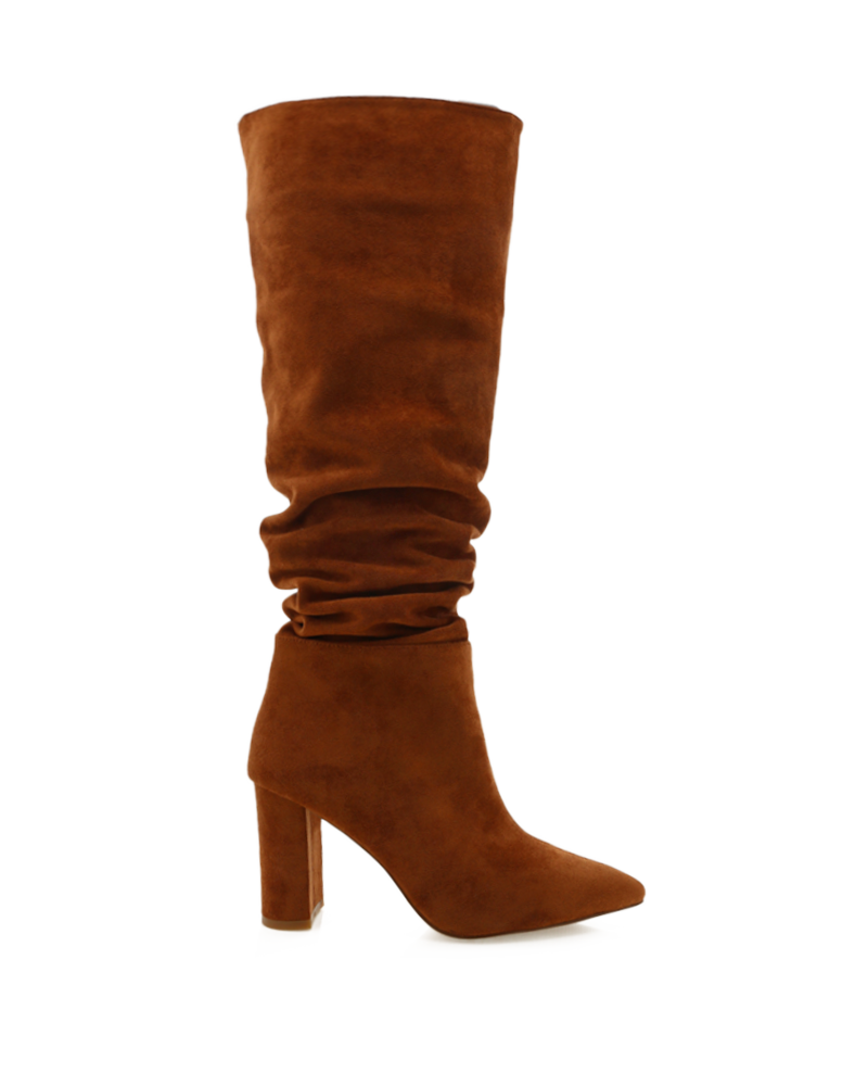 WILLOW - CHESTNUT SUEDE
