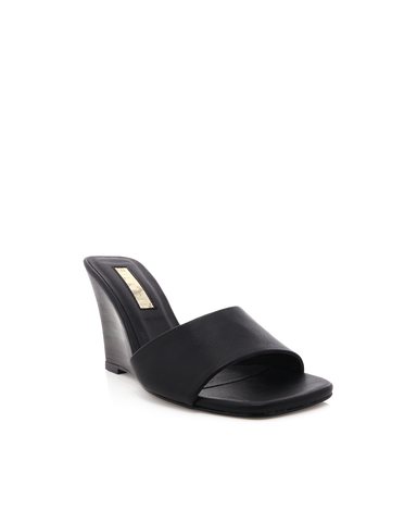 WILSON - BLACK-BLACK-Wedges-Billini-Billini