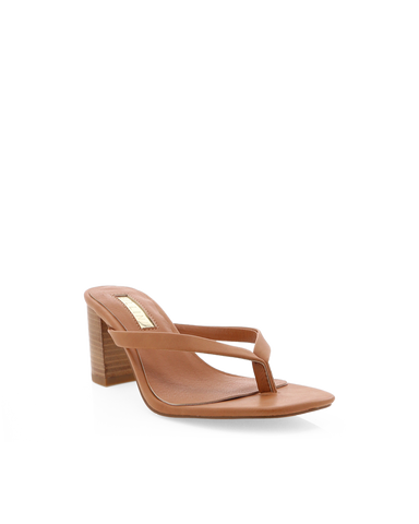 YENTE - SUGAR BROWN-Heels-Billini-Billini